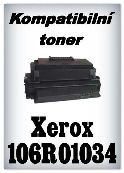 Kompatibilní toner Xerox 106R01034