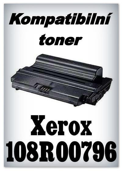 Kompatibilní toner Xerox 108R00796