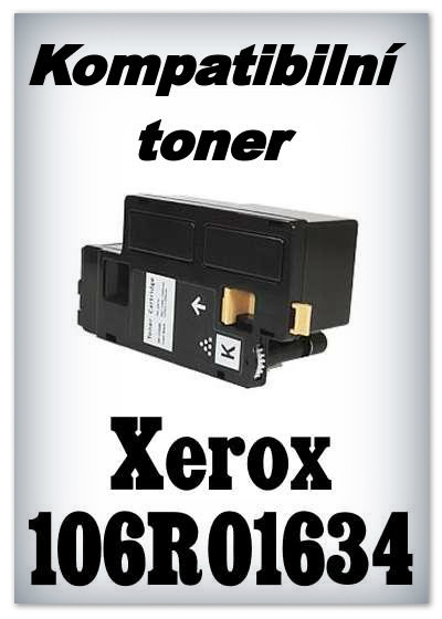 Kompatibilní toner Xerox 106R01634