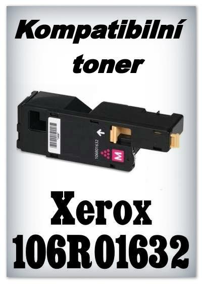 Kompatibilní toner Xerox 106R01632