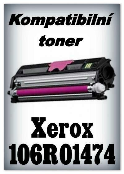Kompatibilní toner - Xerox 106R01474