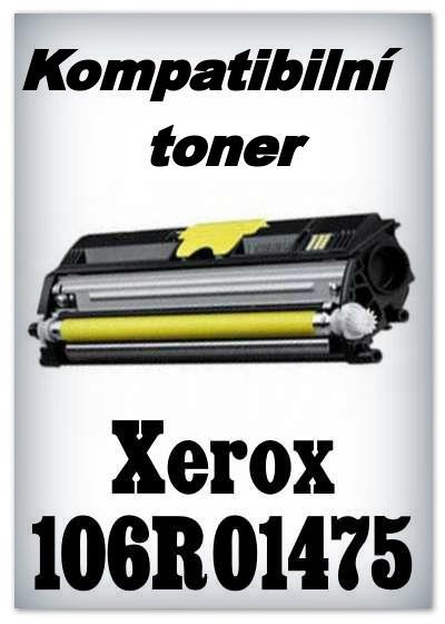 Kompatibilní toner - Xerox 106R01475