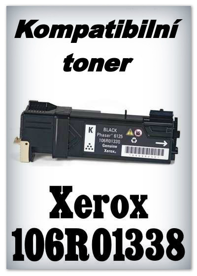 Kompatibilní toner - Xerox 106R01338