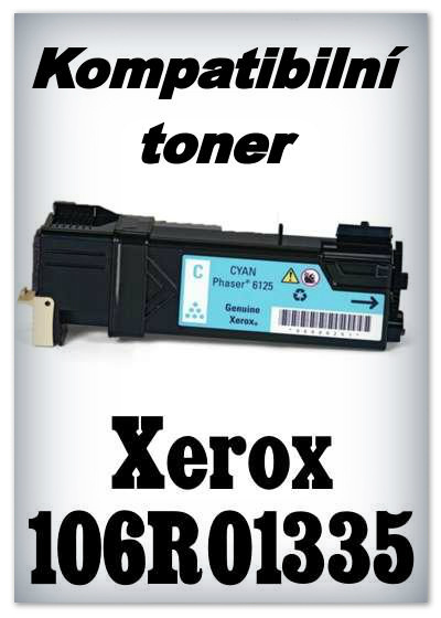 Kompatibilní toner - Xerox 106R01335