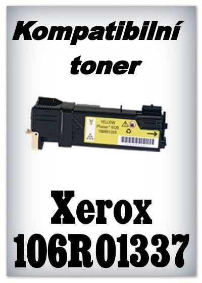 Kompatibilní toner - Xerox 106R01337