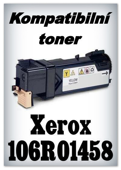 Kompatibilní toner - Xerox 106R01458