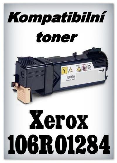 Kompatibilní toner - Xerox 106R01284