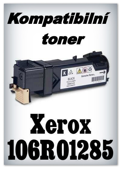 Kompatibilní toner - Xerox 106R01285
