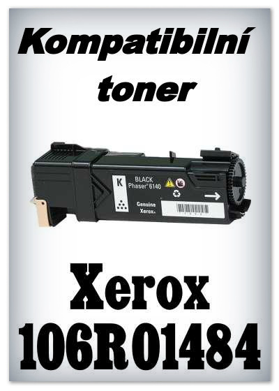Kompatibilní toner - Xerox 106R01484