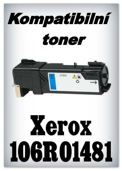 Kompatibilní toner - Xerox 106R01481