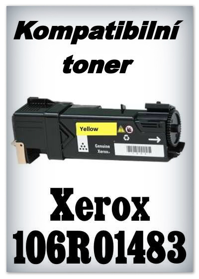 Kompatibilní toner - Xerox 106R01483