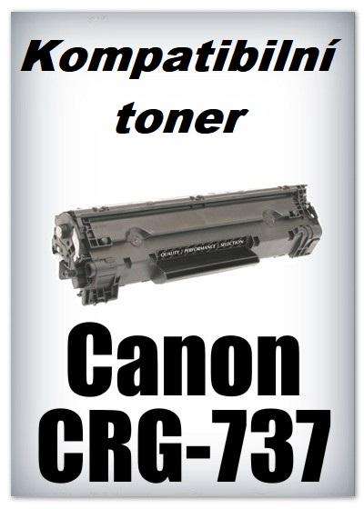 Kompatibilní toner Canon CRG-737