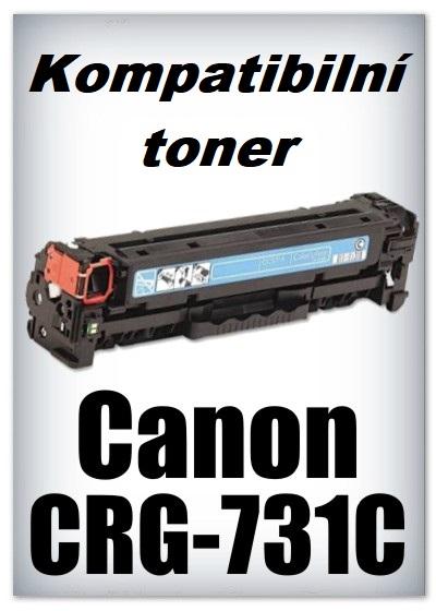 Kompatibilní toner Canon CRG-731C