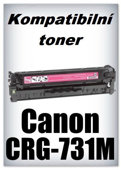 Kompatibilní toner Canon CRG-731M