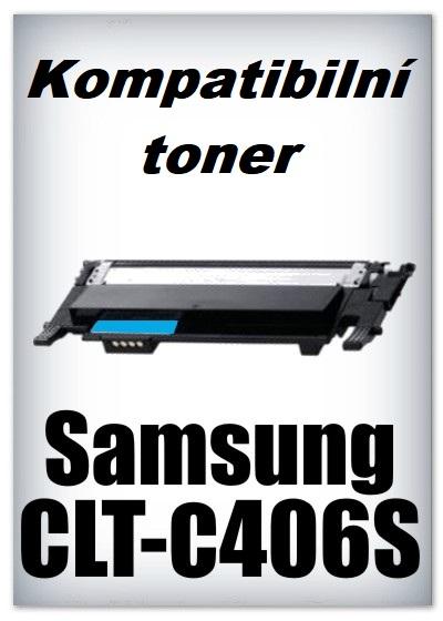 Kompatibilní toner Samsung CLT-C406S