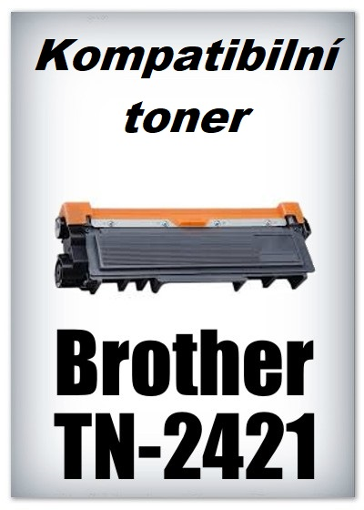 Kompatibilní toner Brother TN-2421