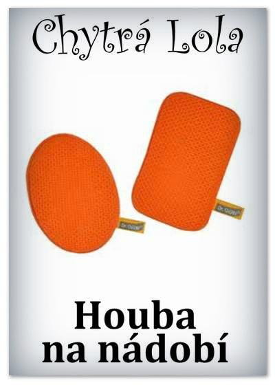 Chytrá Lola - Houba na nádobí (HN01)
