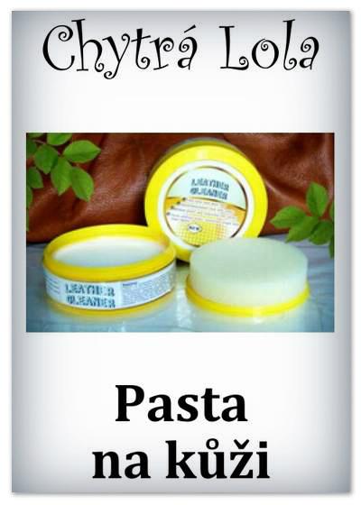 Chytrá Lola - Pasta na kůži (PK01)