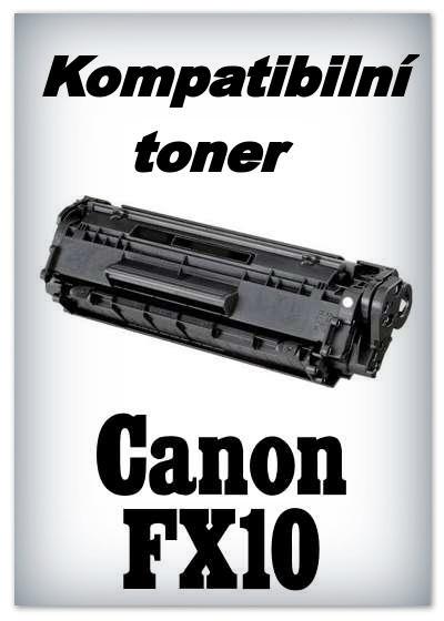 Kompatibilní toner Canon FX10 - black