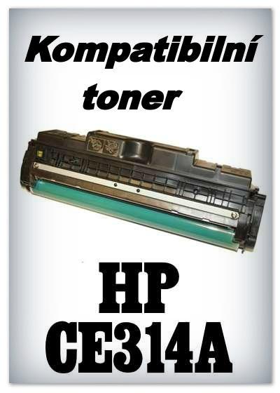 Kompatibilní toner - fotoválec - HP CE314A
