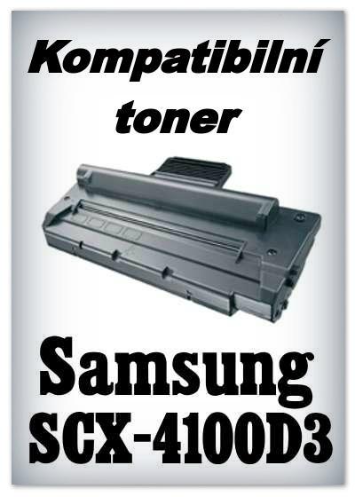 Kompatibilní toner Samsung SCX-4100D3 - black