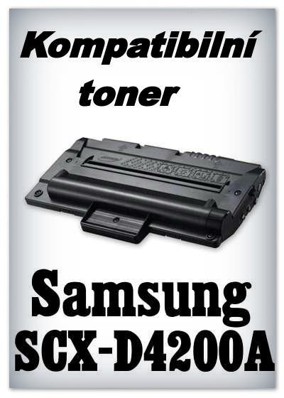 Kompatibilní toner Samsung SCX-D4200A - black