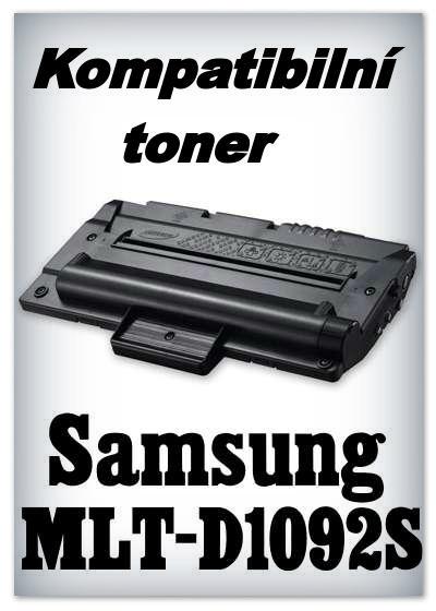 Kompatibilní toner Samsung MLT-D1092S - black