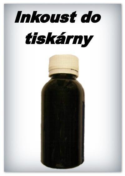 SuperNakup - Inkoust do tiskárny Canon PG37/40/50 black (100 ml)