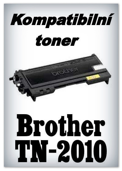 Kompatibilní toner Brother TN-2010 - black
