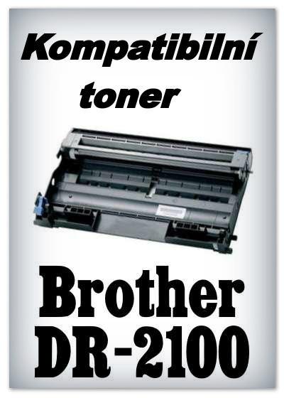 Kompatibilní toner - fotoválec - Brother DR-2100