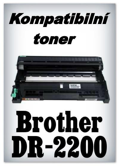 Kompatibilní toner - fotoválec - Brother DR-2200