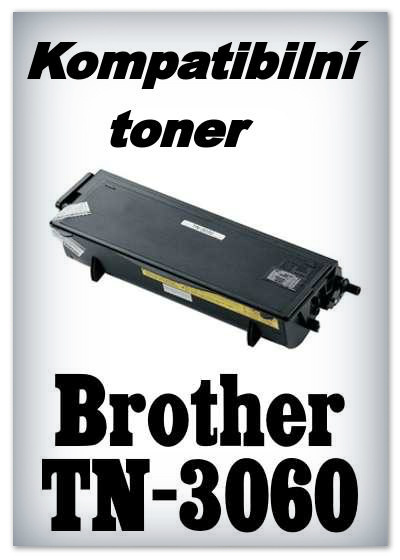 Kompatibilní toner Brother TN-3060 - black