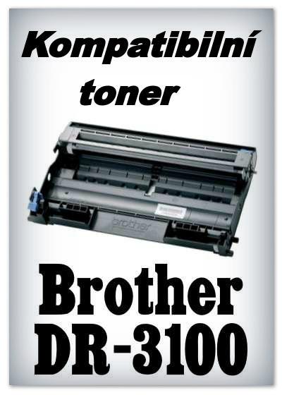 Kompatibilní toner - fotoválec - Brother DR-3100