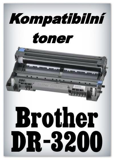 Kompatibilní toner - fotoválec - Brother DR-3200