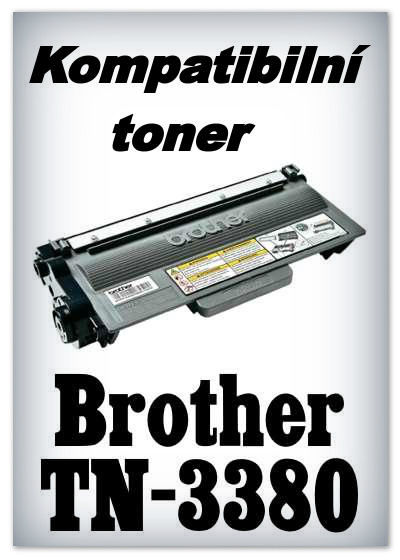 Kompatibilní toner Brother TN-3380 - black