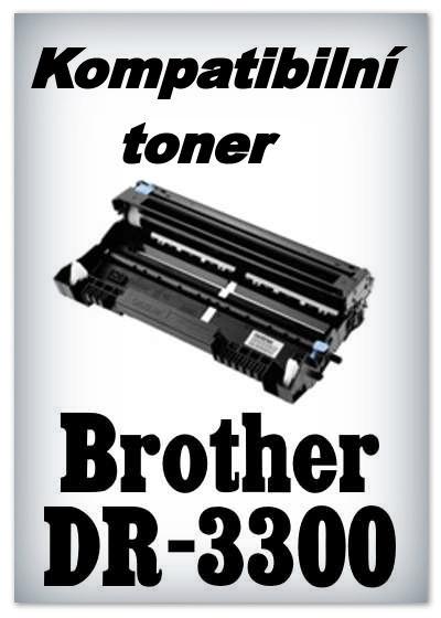 Kompatibilní toner - fotoválec - Brother DR-3300