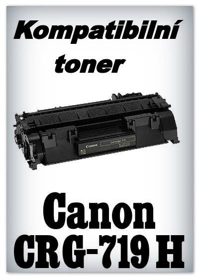 Kompatibilní toner Canon CRG-719 H - black