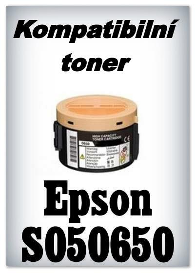 Zobrazit detail: Kompatibilní toner Epson S050650 - black