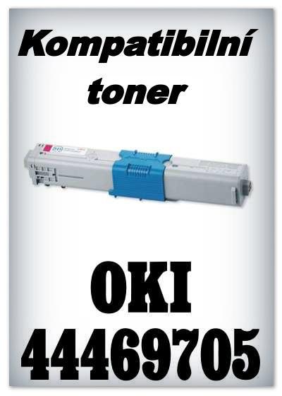 Kompatibilní toner OKI 44469705 - magenta