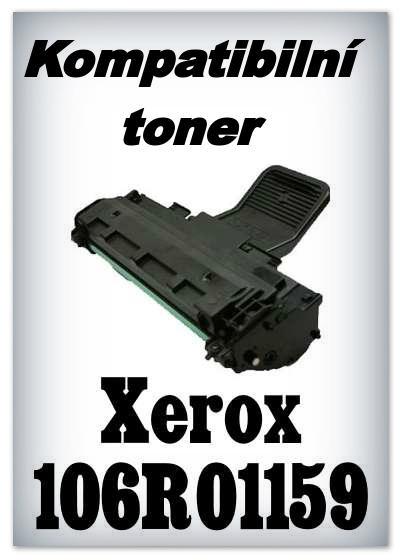 Kompatibilní toner Xerox 106R01159 - black