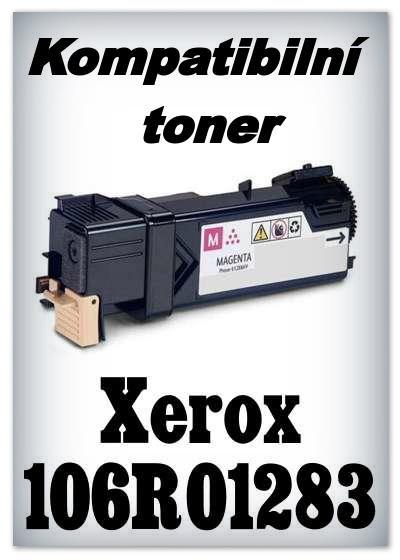 Zobrazit detail: Kompatibilní toner - Xerox 106R01283 - magenta