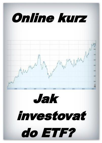 Online kurz - Jak investovat do ETF fondů? (50% sleva)