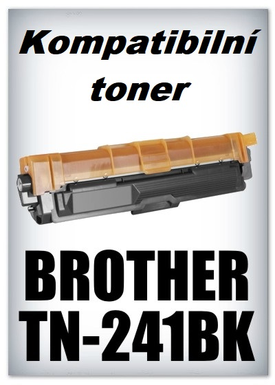 Kompatibilní toner Brother TN-241 - black