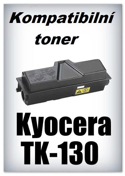 Kompatibilní toner KYOCERA TK-130 - black