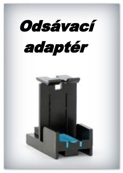Odsávací adaptér pro HP-301 black